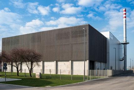 wood combined heat and power plant  © Stadtwerke Heidelberg GmbH