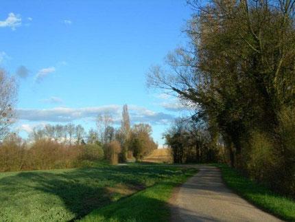 Wege durch die Bresse