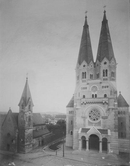 Noch heute feiern wir jährlich am 24. November das Kirchweihfest von St. Anna.