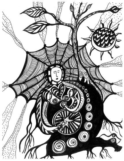 Zendoodle by Shelley Klammer