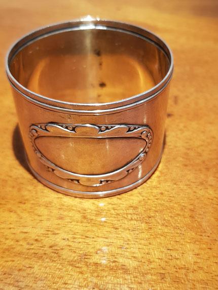 Serviettenring Holland 835er Silber