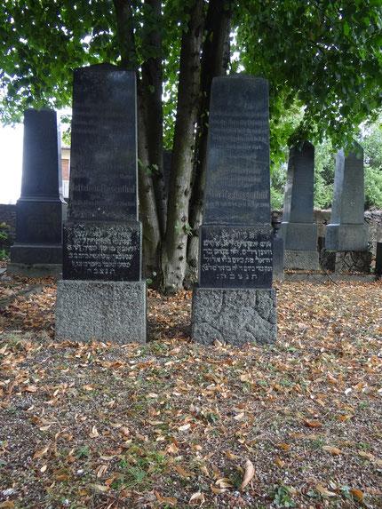 Grabstätte Rosenthal in Bad Nauheim