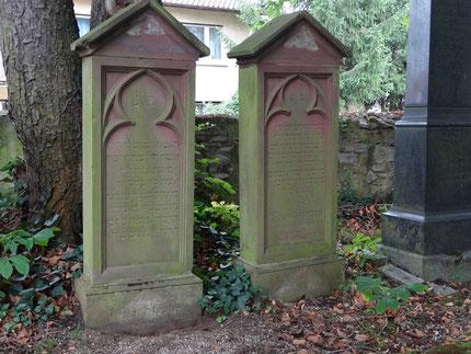 Grab der Lina Straus