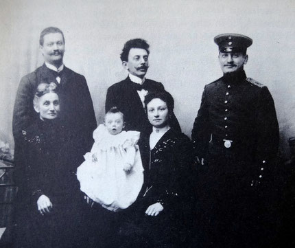 Die Familie Kahn aus Bad Nauheim