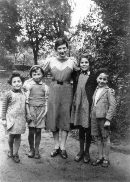 FOTO: Sammlung Monica Kingreen/www.vor-dem-holocaust.de