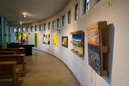 Annette Palder, malSEHEN, Ausstellung, Haan, Düsseldorf