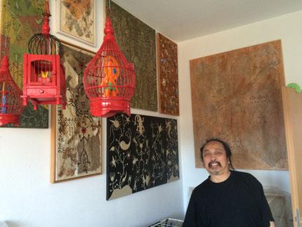Daniel Kho, Künstler, Köln, tOG Düsseldorf, Düsseldorf, Kunst, Bali, Indonesien,