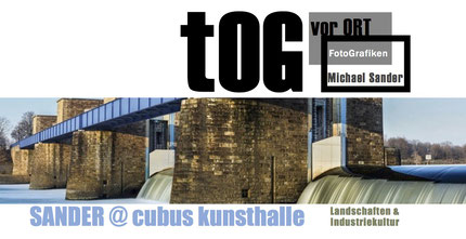 Michael Sander, cubus-kunsthalle, Duisburg, Ausstellung, Vernissage, tOG, tOG-Düsseldorf, take OFF GALLERY, FotoGrafik, Fotografien