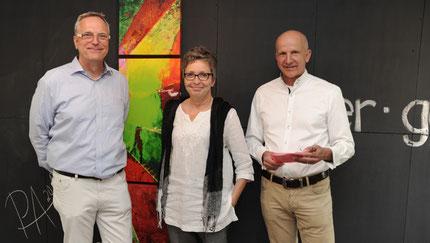 Annette Palder, Erik Schäfer, Kunstsammler, Dirk Palder, Galerist, Künstlerin, Ausstellung, ver-ge-hen, vergehen