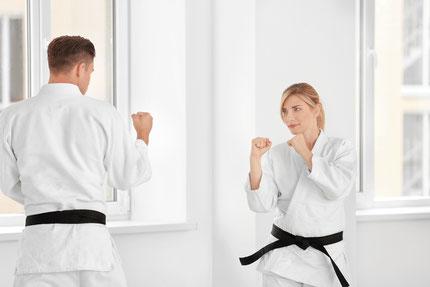 Karate für Erwachsene in Villach