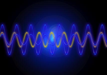 Alles ist Energie, Frequenz, Schwingung.