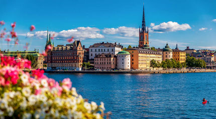 Stockholm, Bild: iStock, SvetlanaSF