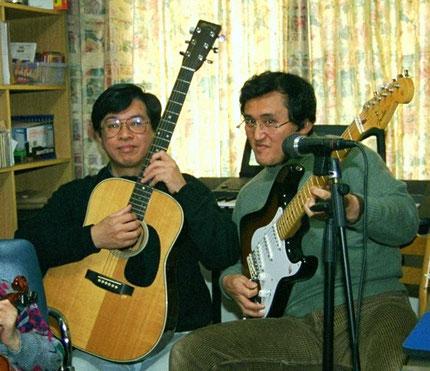 北海道に住んでいる時の家で録音しました。