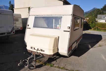 Adria Unica 5207 Wohnwagen Occasion geprüft