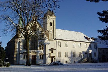 Kloster Vinnenberg in der Nähe von Milte