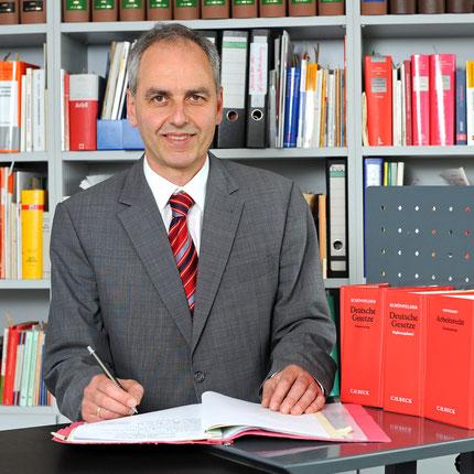 Rechtsanwalt Tilman Steinmayer |  Kanzlei Dr. Lehmann & Kollegen, Rechtsanwälte in Kornwestheim