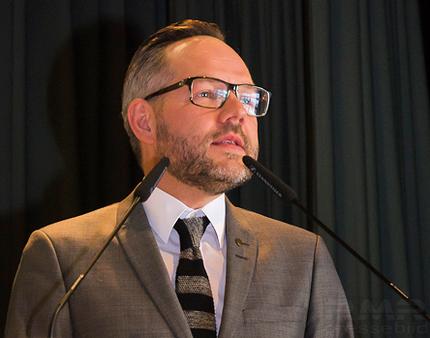 Staatsminister Michael Roth © mainhattanphoto/Friedhelm Herr