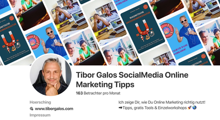 Pinterest Tibor Galos workshop