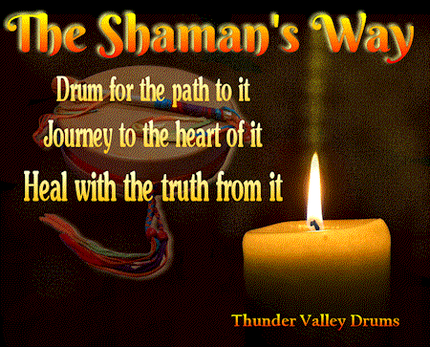 the shaman's way drum journey heal