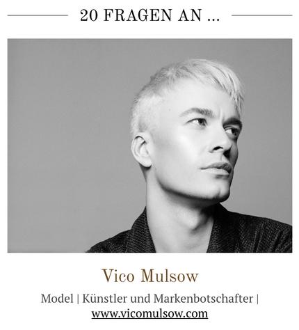 20 Fragen an Vico Mulsow - Interview mit dasbestederregion.de