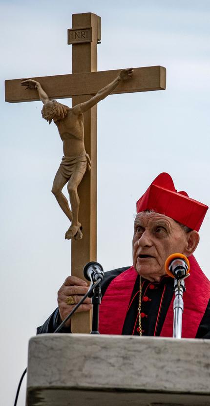 S. EM. Kardinal Ernest Simoni