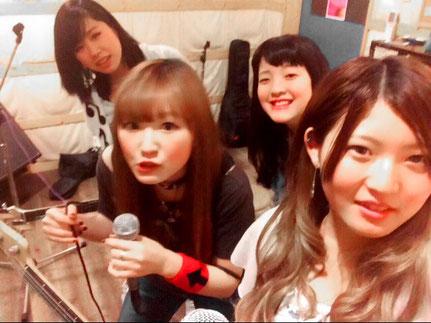 7th Heaven - 第4回K-ON グランプリ出演バンド