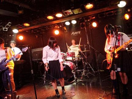 にぱぁ - 第4回K-ON グランプリ出演バンド