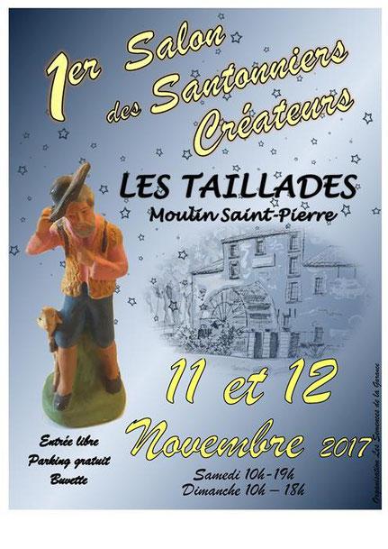 Foire aux santons 2017 Vaucluse les Taillades 84