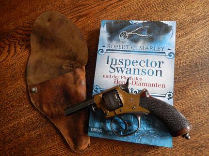 Robert C. Marley & Inspector Swansons Tranter Revolver