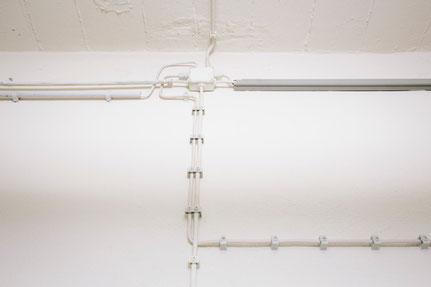 Altbausanierung: Elektroinstallation