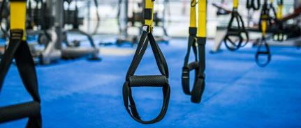 TRX Suspension Training im Old School Fitness Studio Wattwil