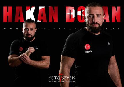 HAKAN DOĞAN - Trainer der türkischen Nationalmannschaft in Judo