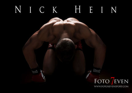 Foto Seven, MMA, K1, Profi, Kampfsport, UFC, Paffensport, Nick Hein