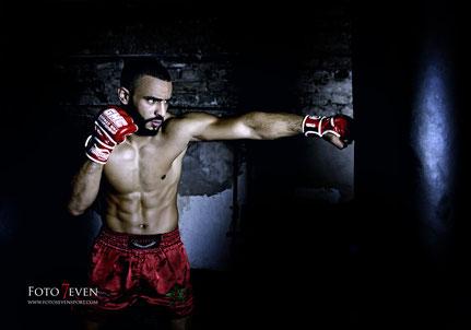 Ottman Azaitar - UFC - MMA - Phantommma - Juppsfightteam