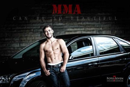 Foto Seven, MMA, K1, Profi, Kampfsport, UFC, Paffensport, Venum Martin Buschkamp