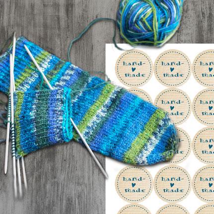 DIY - Etiketten für Dein Handmade Projekt