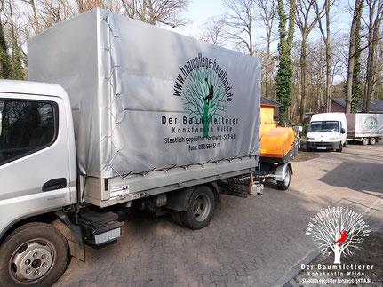 Baumpflege Havelland LKW