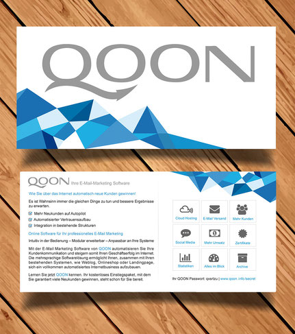 Qoon Internet Flyer
