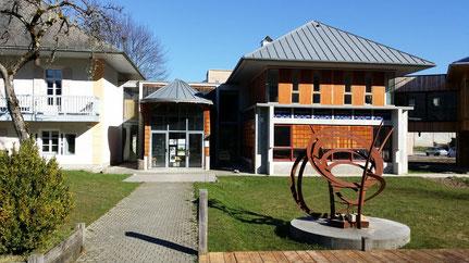 Maison du GEOPARC des Bauges au Châtelard