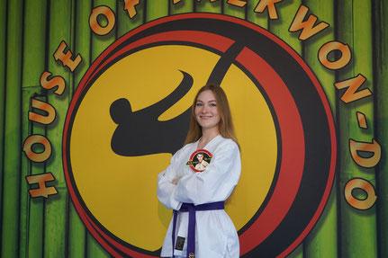 Taekwondo, Karate, Kindertrainerin, in Rheine