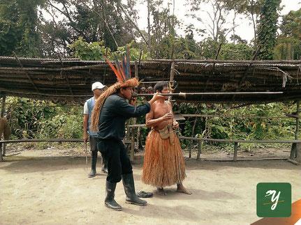 tribus amazonicas
