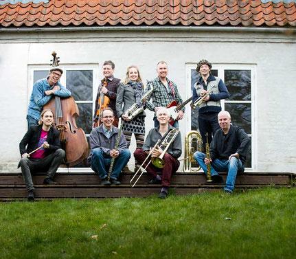 Art Ensemble Syd Brazillian Friends, Nyd Jazz Festival, Sønderborg