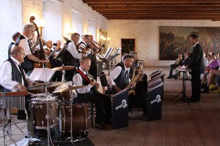 Opus 2 Bigband, Nyd Jazz festival, Sønderborg