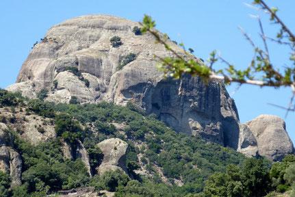 Aspromonte Nationalpark Wanderreise Kalabrien