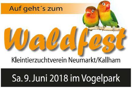 Waldfest 2018 E50 Neumarkt