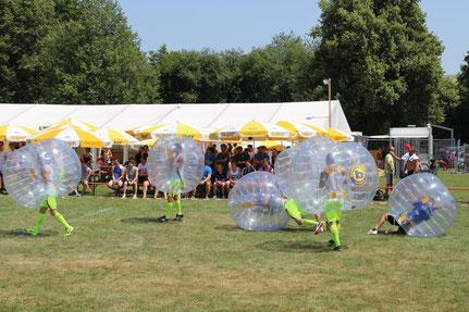 Bubble Soccer Hasenweiler