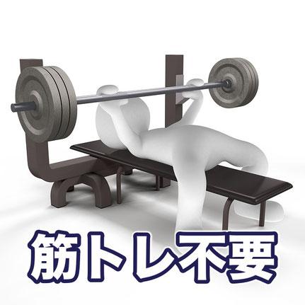 力みをなくす体幹トレーニング