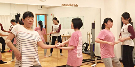 少人数制|体幹、体力、姿勢をきれいに。