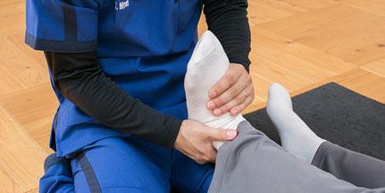 腰痛など体の歪みが原因の症状を改善していく「コンディショニング整体」