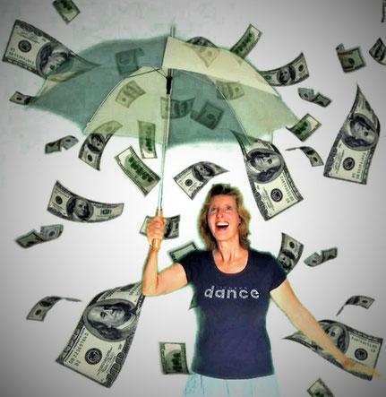 Lerne Begeisterung für Geld zu haben! Das Leben wird sich verändern. Irina Reylander